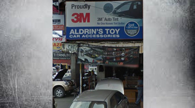 Aldrins Toy Car Accessories | Banawe Online