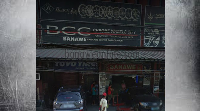 Banawe Car Care Center Corp.