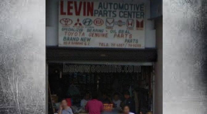 Uber Car Seat >> Levin Automotor Parts Center   Banawe Online