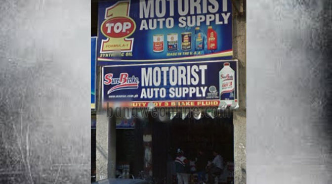 Motorist Auto Supply