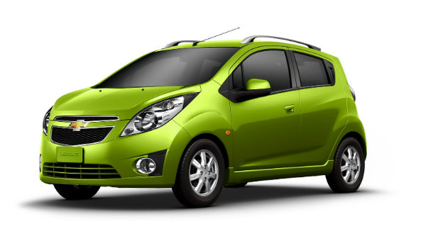 Have You Joined the Chevy Spark Virtual Carpool Club Yet?
