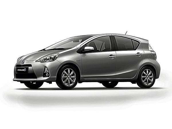 Hybrid Cars Just Got More Affordable with the Toyota Prius C