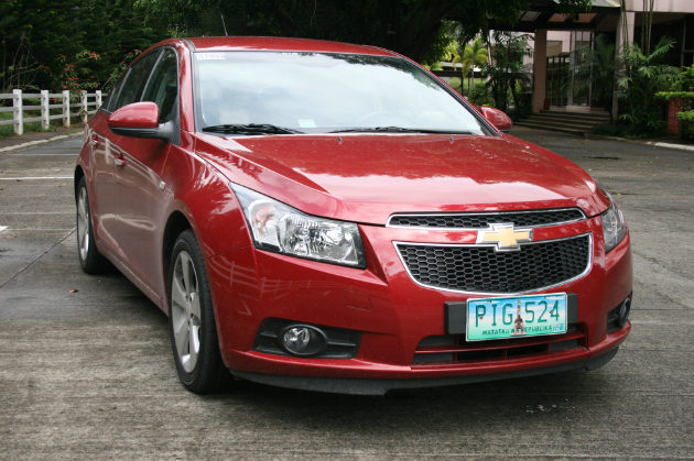 Review: Chevrolet Cruze 1.8 LT – Confident Highway Cruising With the Chevy Cruze
