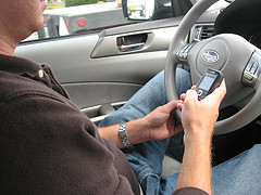 News: Texting while driving can land you in jail.